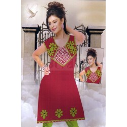 Kaaya Textile Multicolor Kurtis(V512)