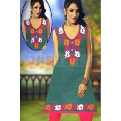 Kaaya Textile Multicolor Kurtis(V702)