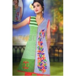 Kaaya Textile Multicolor Kurtis(V706)