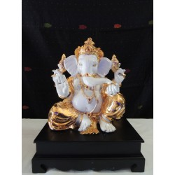 White Ganesh