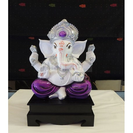 Ganesh Purple