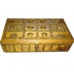 Dry Fruit Wooden Box