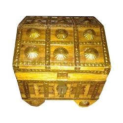 Mukhwas Wooden Box