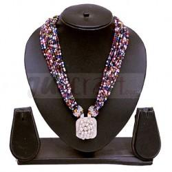 Multi Color Beaded Jewellery