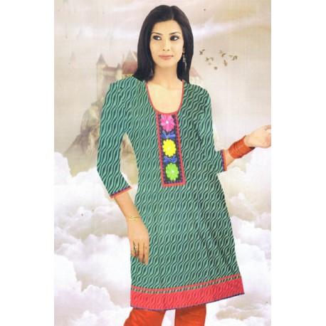Kaaya Textile Multicolor Kurtis (K161)