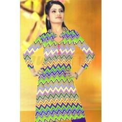 Kaaya Textile Multicolor Kurtis (N005)
